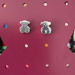 Tous Sweet Dolls Silver Earrings